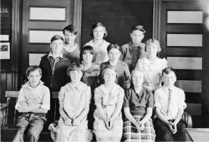 Minturn School students
